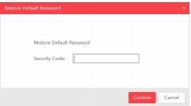 How to reset password of Hikvision IPC/PTZ/DVR/NVR | Yoosee Support